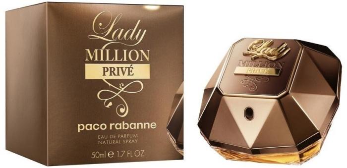 Paco Rabanne Lady Million Privé EdP 50ml
