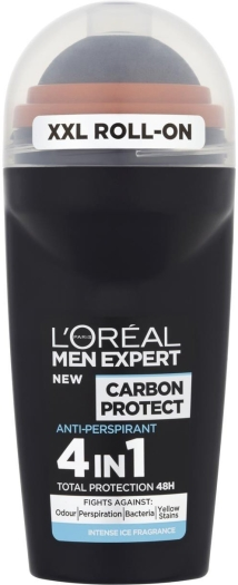 L'Oreal Men Expert Carbon Protect Anti-Perspirant Intense Ice Deo Roll-On 50ml