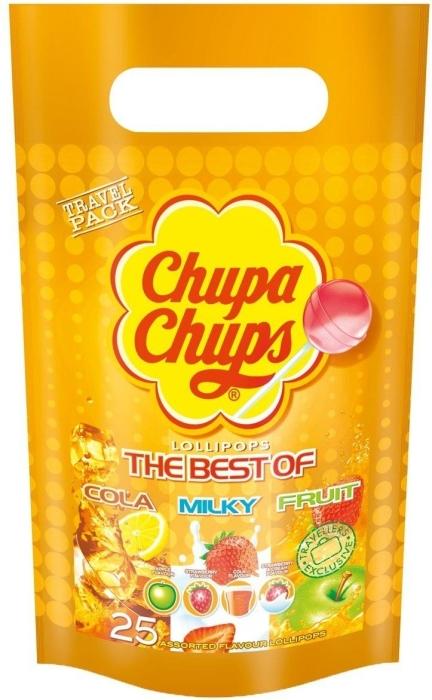 Chupa Chups Best of bag 300g
