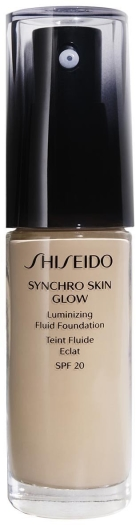 Shiseido Synchro Skin Glow Luminizing Foundation Neutral 2 30ml