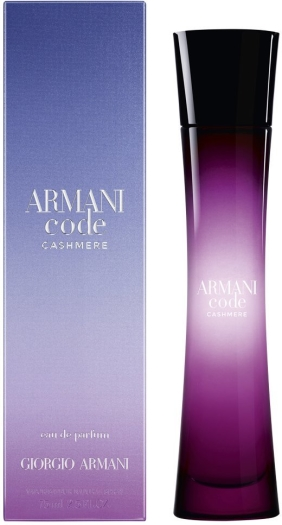Giorgio Armani Code Cashmere EdP 75ml