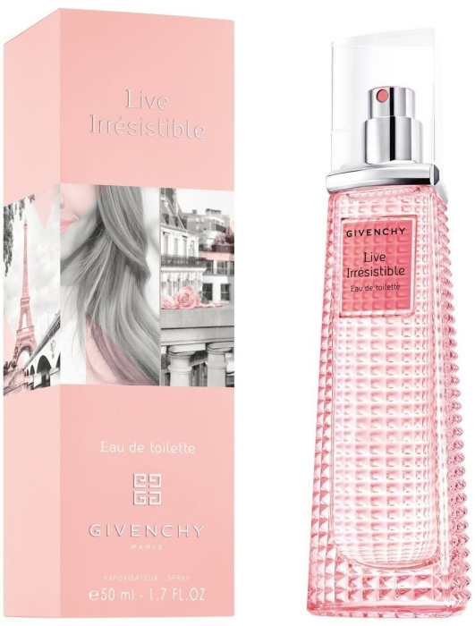Givenchy Live irresistible EdT 50ml