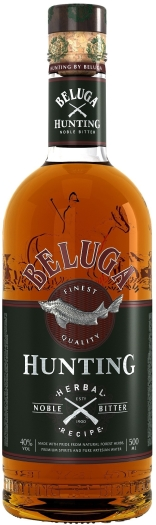 Beluga Hunting Herbal 40% 0.5L