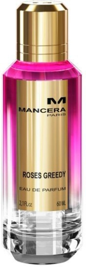 Mancera Roses Greedy EdP 60ml