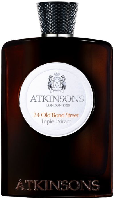Atkinsons 24 Old Bond Street Triple Extract Eau de Cologne 100ml