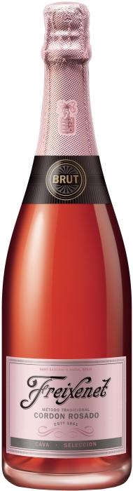 Freixenet Rose Brut 12% 0.75L