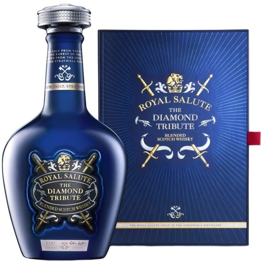 Royal Salute The Diamond Tribute 0.7L