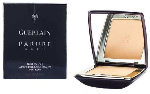 Guerlain Parure Gold Compact Foundation Beige Clair 10g
