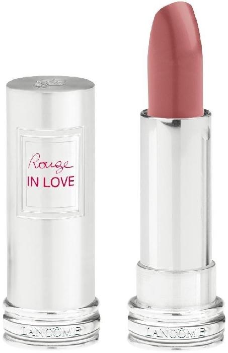 Lancome Rouge in Love Lipstick N300M Beige Dentelle (Pink) 4ml