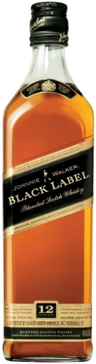 Johnnie Walker Black Label 12 YO 50ml