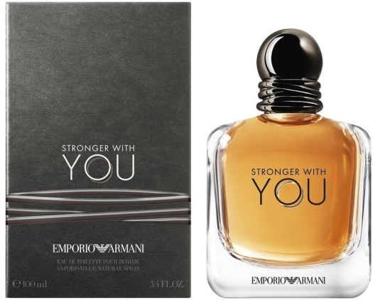 Emporio Armani Stronger with You EdT 100ml