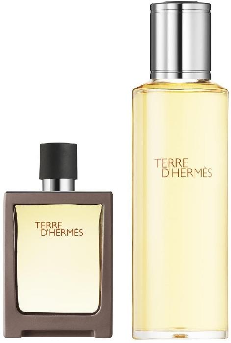 Hermes Terre d'Hermes Refill Set EdT 30ml + 125ml