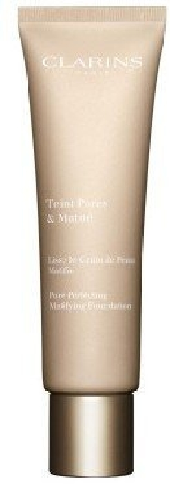Clarins Complexion Powder Foundation N02 Nude beige 30ml