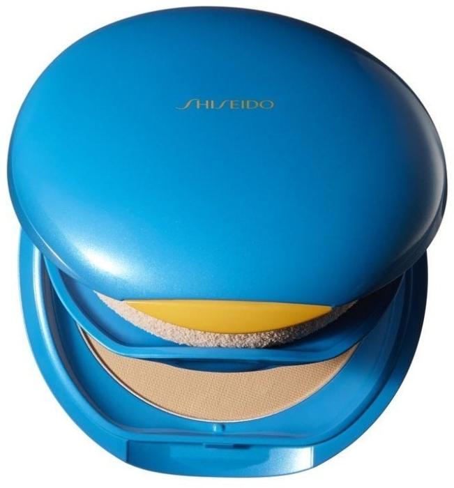 Shiseido Sun Protection Foundation NSP50 Medium Ivory 12g