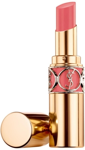 Yves Saint Laurent Rouge Volupte No. 13 pink in Paris 4g