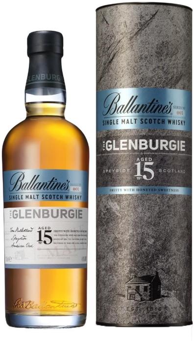 Ballantine's 15YO Glenburgie 0.7L
