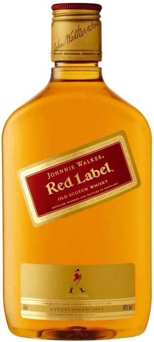 Johnnie Walker Red Label PET 0.5L