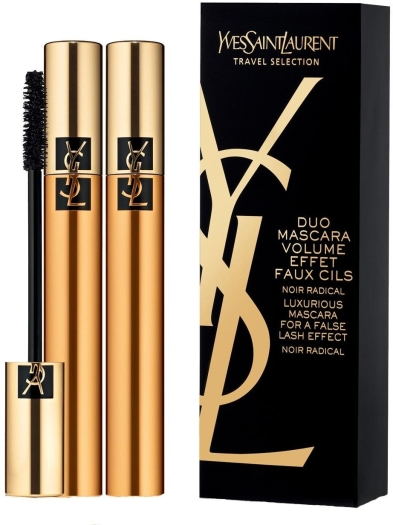 Yves Saint Laurent Volume Effet Mascara N1 Black Duo 2x7.5ml