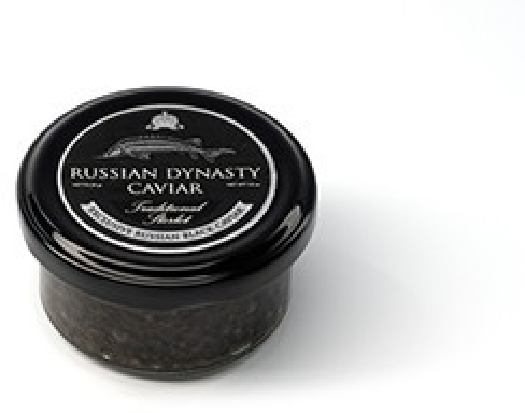 Russian Dynasty Caviar Traditional Sterlet 50g 50g
