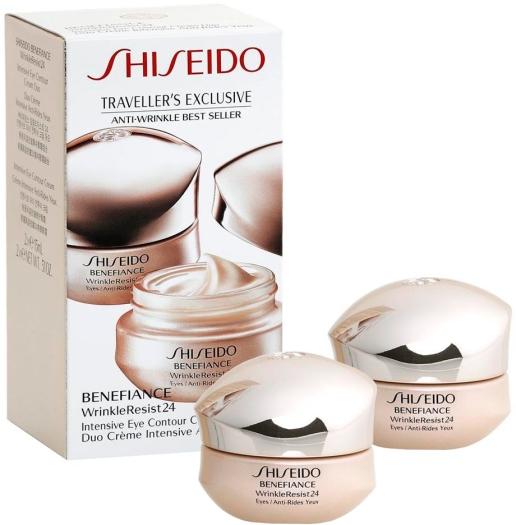Shiseido Benefiance Anti Wrinkle Eye Cream Duo 2x15ml