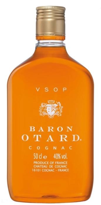 Baron Otard VSOP 40% 0.5L