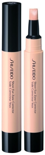 Shiseido Sheer Eye Zone Corrector N104 Natural Ochre 3.8ml