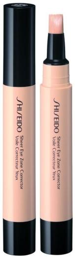 Shiseido Sheer Eye Zone Corrector N104 Natural Ochre 3.8ml
