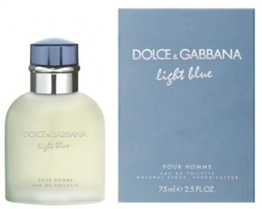 Dolce&Gabbana Light Blue Pour Homme EdT 75ml