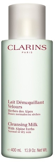 Clarins XL-Cleansing Milk with Alpine Herbs 400ml