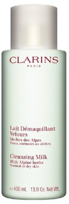 Clarins XL-Cleansing Milk with Alpine Herbs 400ml