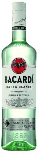 Bacardi Carta Blanca 0.2L