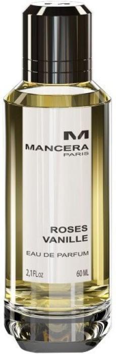 Mancera Roses Vanille EdP 60ml