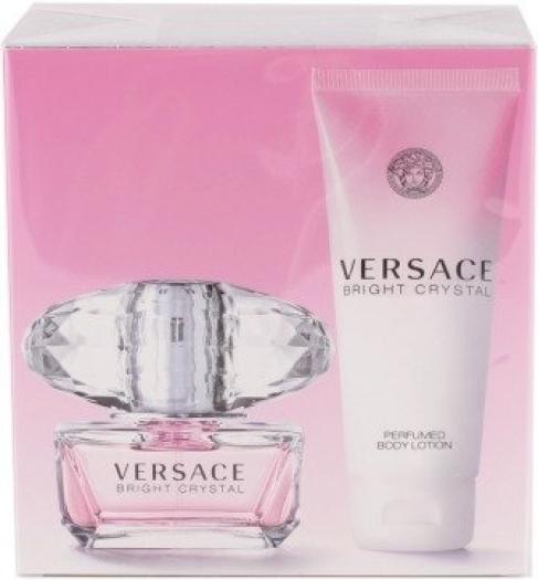 Versace Bright Crystal Set EdT 50ml+100ml