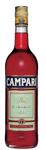 Campari Bitter 28.5% 1L