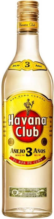 Havana Club 3 year old 1L