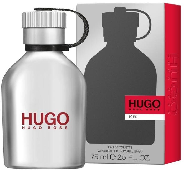 Boss Hugo Iced EdT 75ml