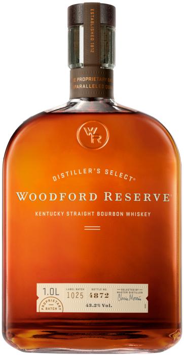 Woodford Reserve Distiller's Select Bourbon 1L
