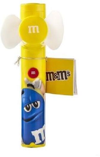 M&M's Choco Candy Fan 20g