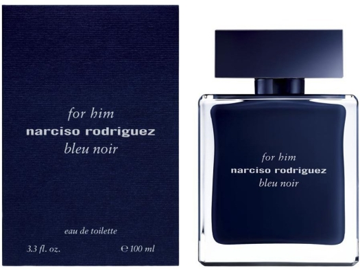 Narciso Rodriguez For Him Bleu Noir EdT 100ml