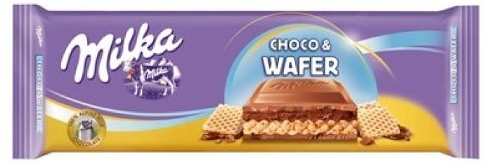 Milka Choco Wafer 300g