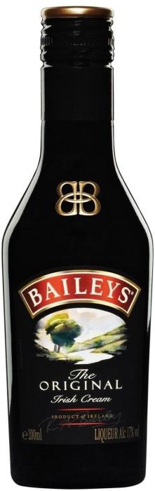 Baileys Irish Cream 17% 0.2L