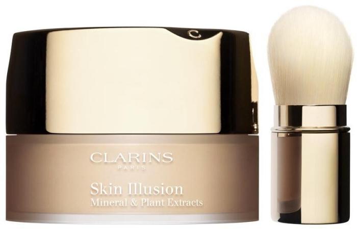 Clarins Skin Illusion Powder N112 Amber 13ml