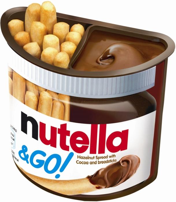 Nutella&Go 52g 52g