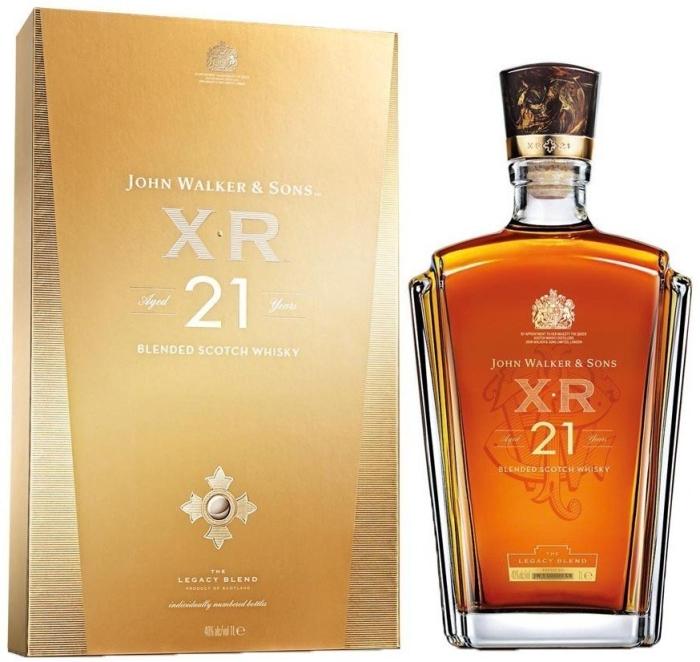 Johnnie Walker XR 21 1L